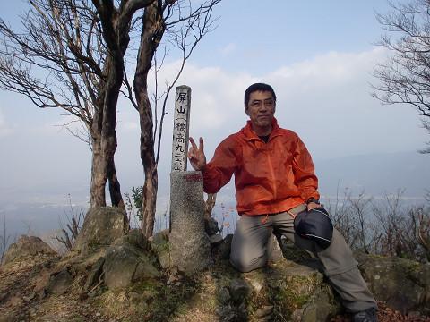 2009.11.28古処山縦走 (26)s