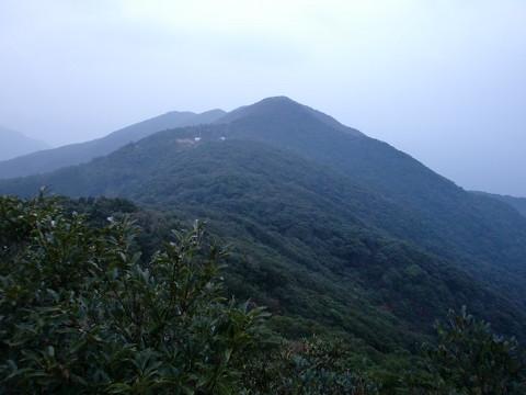 2010.1.11野間岳. (2)s