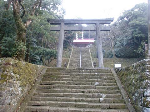 2010.1.11野間岳. (10)s
