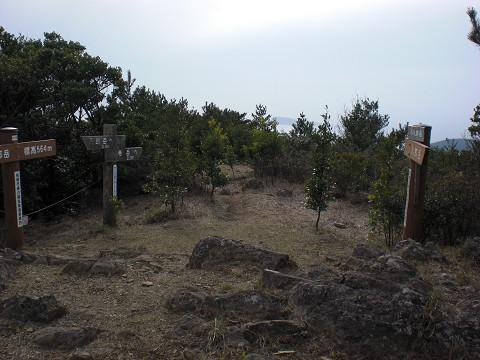 2010.3.27八郎岳 (13)s