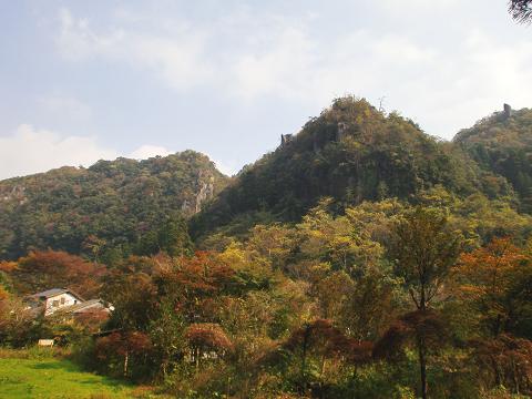 深耶馬渓 (4)