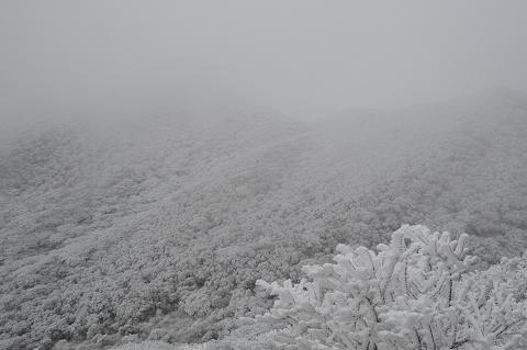 久住山~登山口 (3)