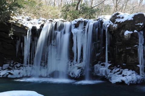 暮雨の滝 (4)