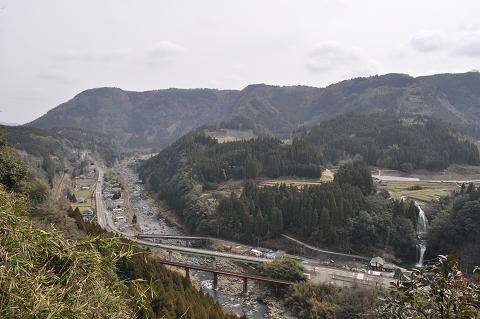 慈恩の滝 (4)