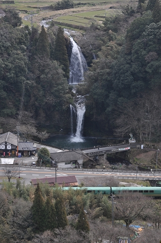慈恩の滝 (2)
