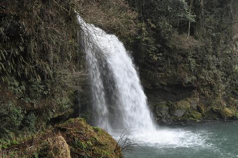 慈恩の滝 (7)