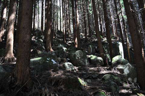 釈迦ヶ岳 (2)
