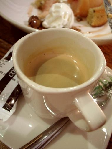 レ・プチ・プラ コーヒー