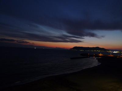2013.11.2旅館からの夜景