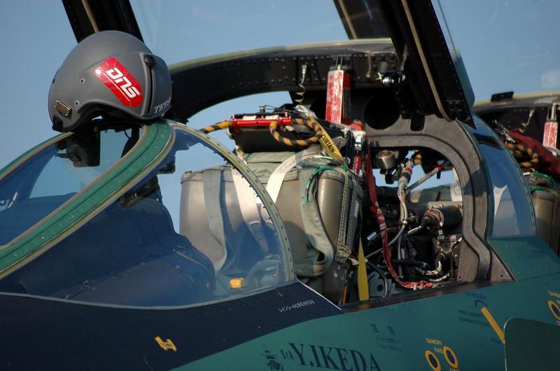 RF-4E操縦席