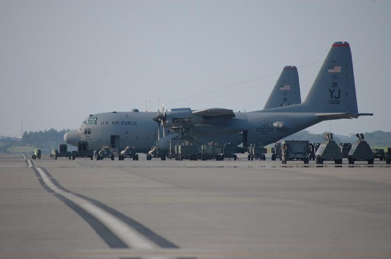 MC-130H特殊作戦機