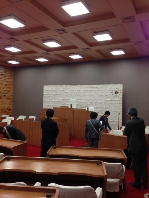 行田市議会