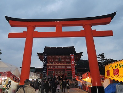 20140101 01伏見稲荷DSCN3660