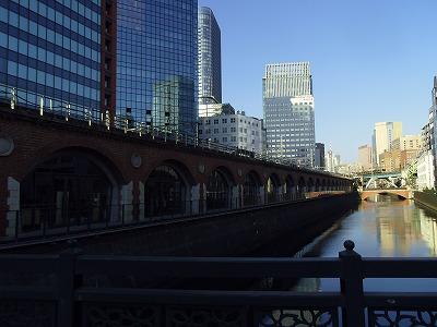 2014年 1月1日 元旦 万世橋