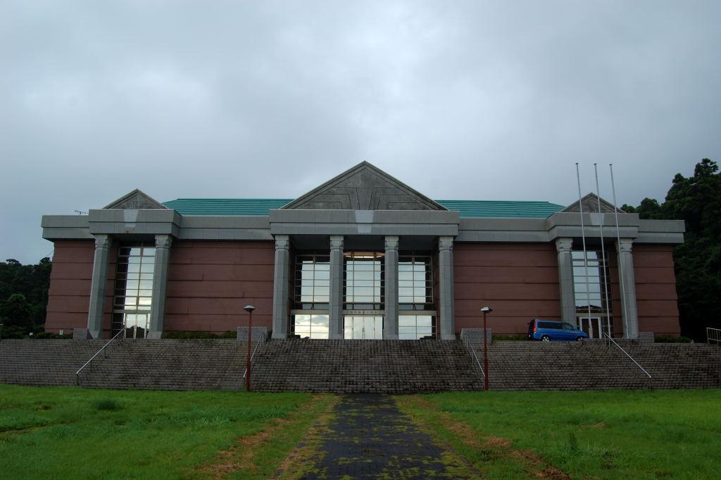 大島火山博物館