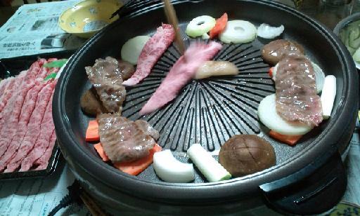 前沢牛祭り1
