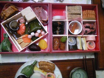 2012おせち料理