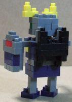 0437ガンダムMk-Ⅱ黒4