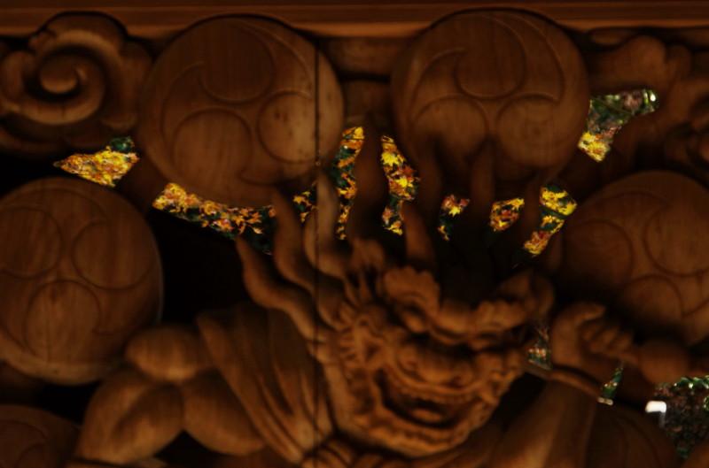 松尾寺 風神