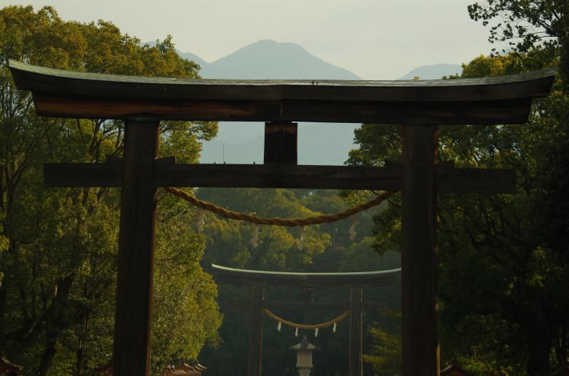 橿原神宮 鳥居