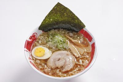 成ル。魚出汁香る醤油麺
