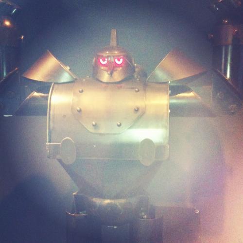 川越映画祭ロボット