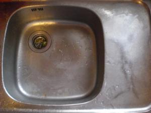 奈良 天理 ハウスクリーニング 掃除 キッチンクリーニング シンク