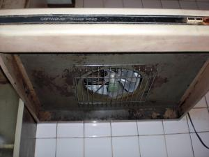 レンジフード クリーニング 換気扇 清掃 おそうじ