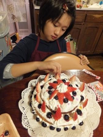 mimiケーキ1