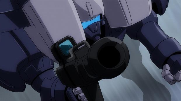 ガンダムBF 11話21
