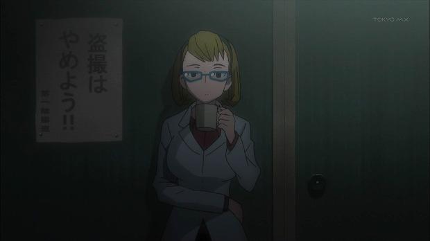 夜桜四重奏 11話29