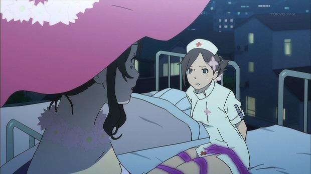 夜桜四重奏  12話24