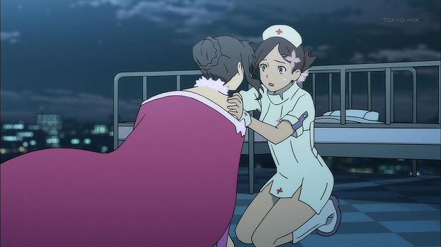 夜桜四重奏  12話30