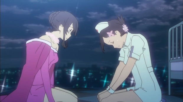 夜桜四重奏  12話33