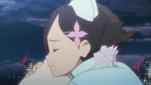 夜桜四重奏  12話35