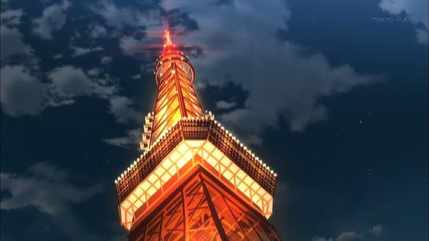 夜桜四重奏 05話33