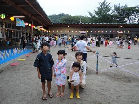 2010夕涼み会 (1)