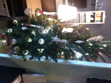 IKEAモミの木を買いに201303
