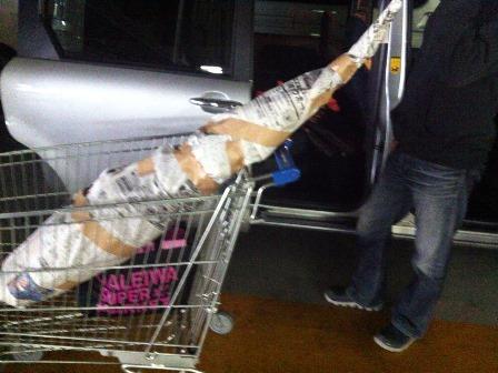 IKEAモミの木を買いに201317