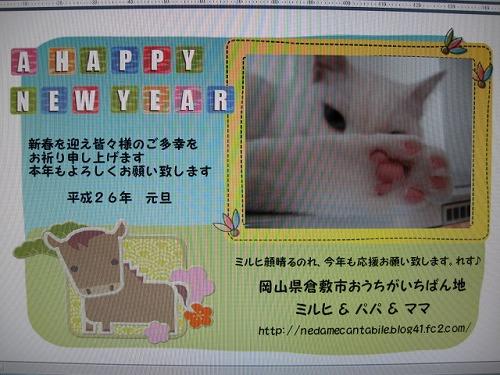 2014 ねだめ☆らいふく