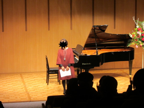 h25,12ピアノの発表会3