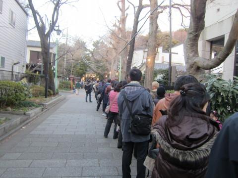 h26,1初詣氷川神社