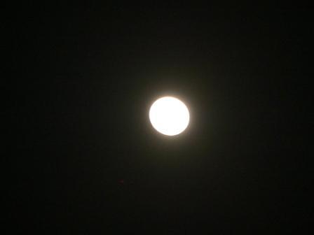2010.12.20 冬至の前の満月 001-1
