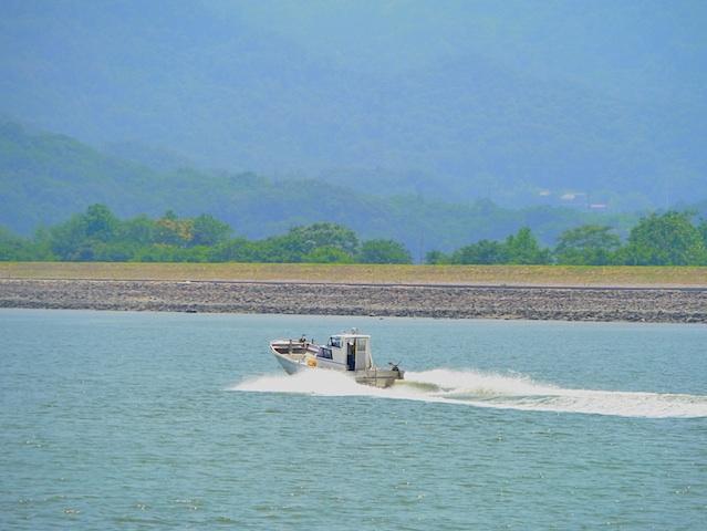 モーターボート1