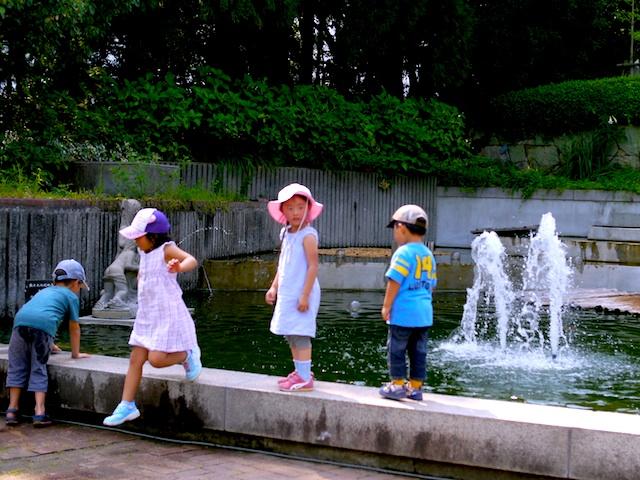 P1140365 夏を遊ぶ子供2