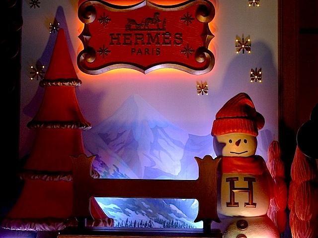 L1060203 エルメスクリスマス