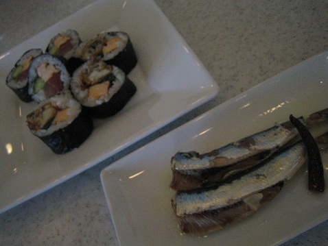 旬の魚料理教室「変わり節分料理」