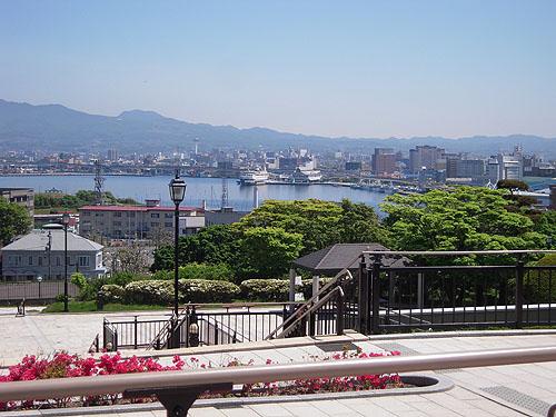 元町からの風景①