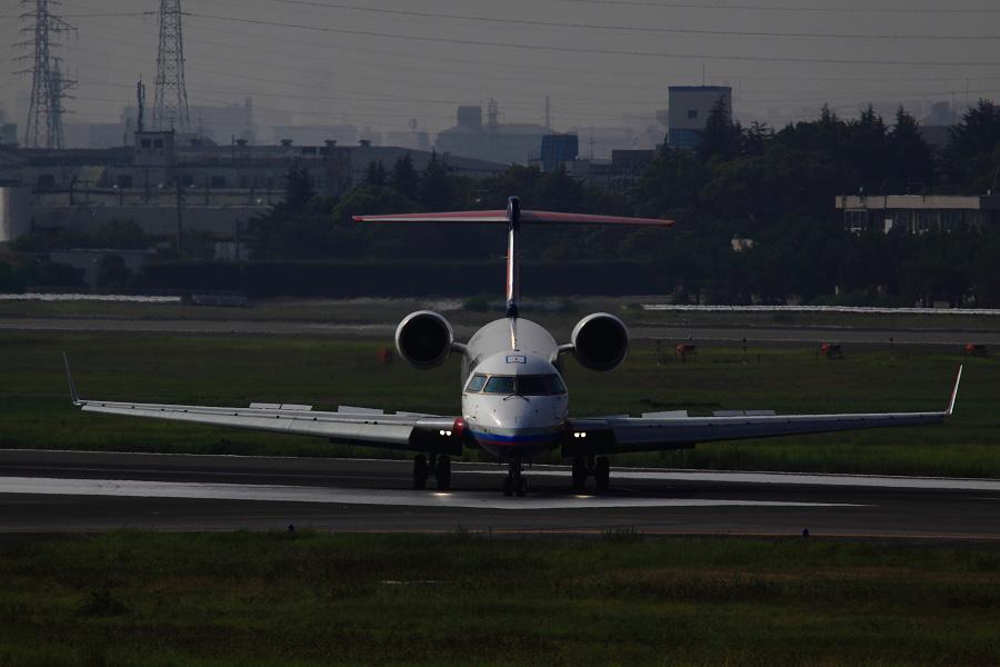 IBX CRJ-700 / IBX50 (JA05RJ)@下河原緑地展望デッキ