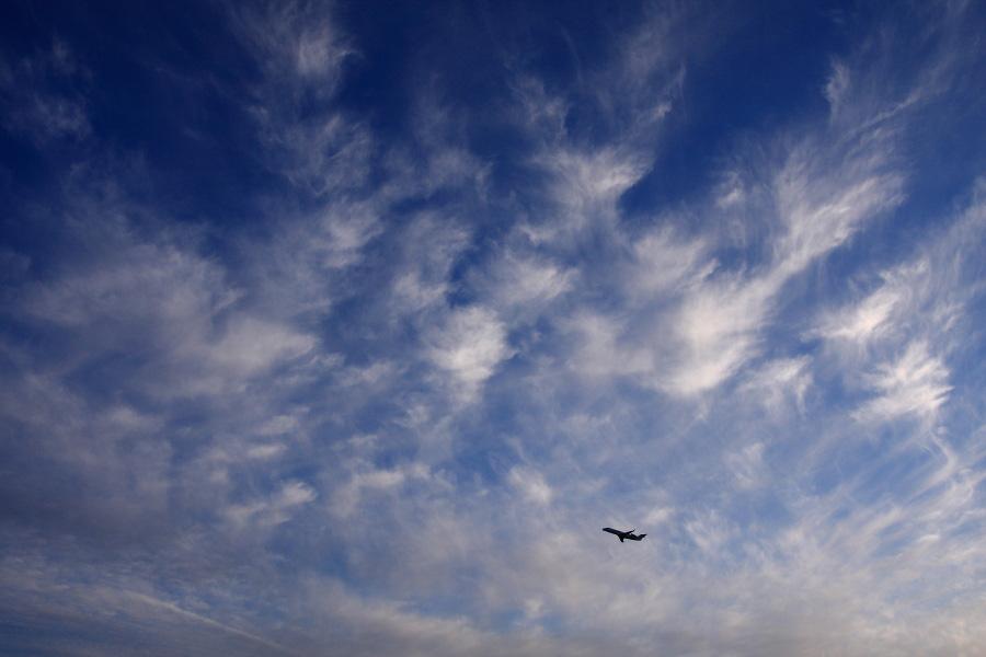 J-AIR CRJ-200ER / JAL2051@RWY14Rエンド・猪名川土手